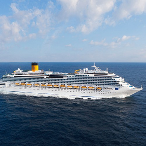 Italy's Costa Cruises launches first domestic Indian luxury cruise