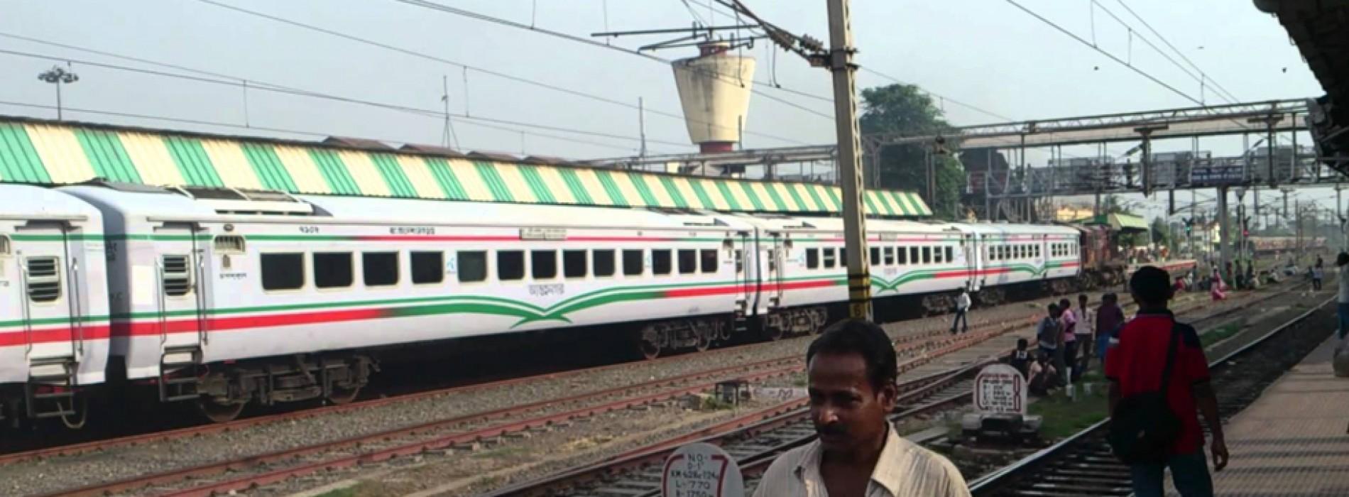 Maitree Express: The friendship train between India and Bangladesh