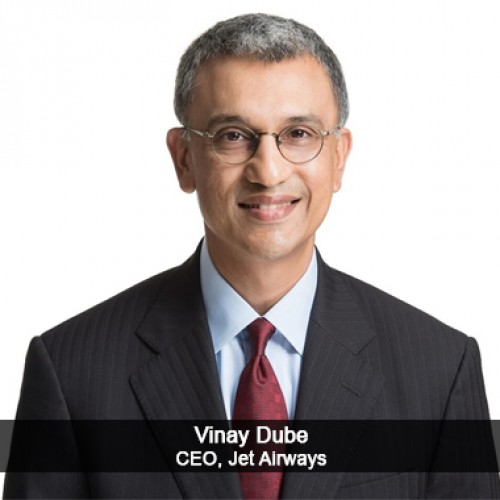 Vinay Dube joins as CEO of Jet Airways