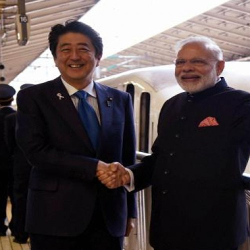 Japanese PM Shinzo Abe to visit India to attend bullet-train project ceremony