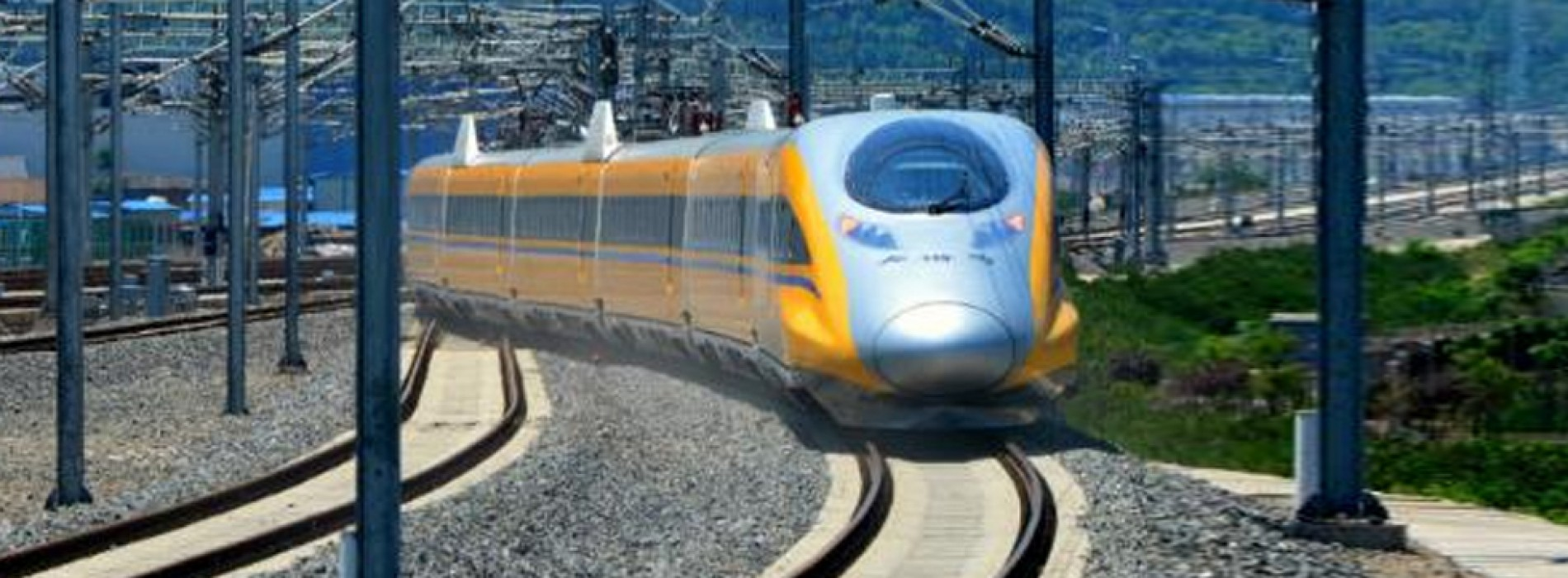 China to relaunch the world's fastest bullet trainsChina to