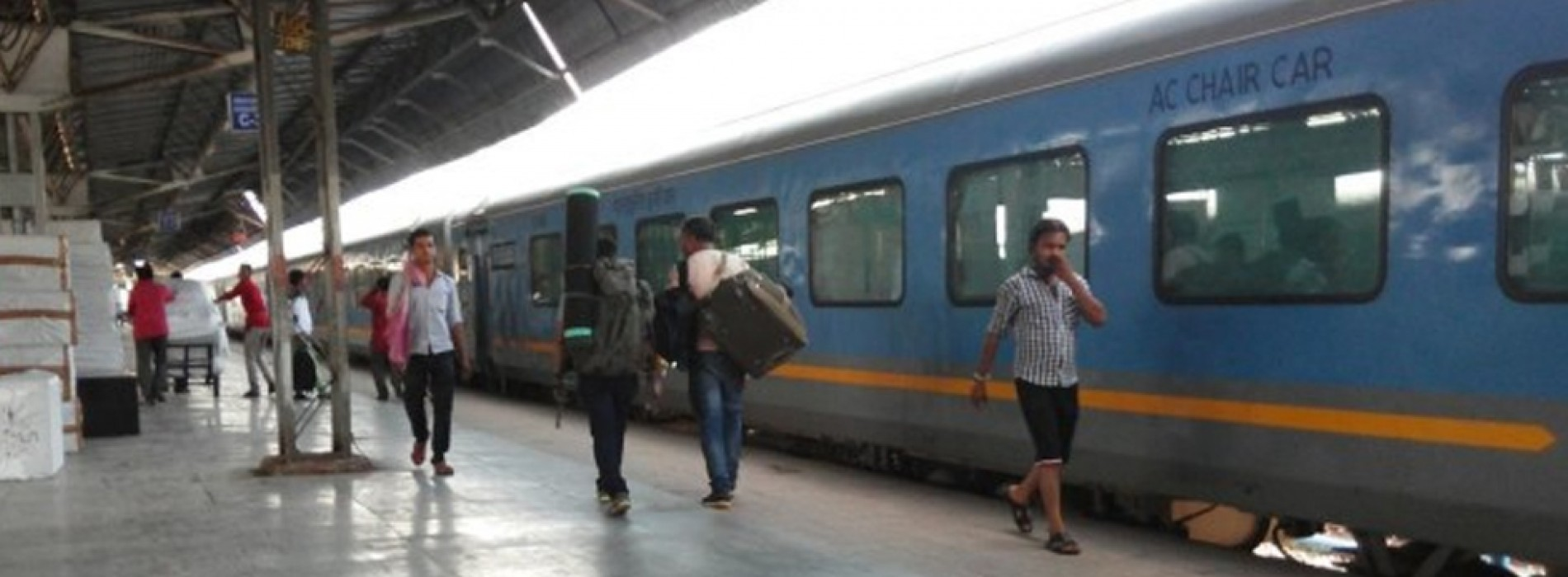 Train services to Northeast unlikely to be restored before August 28