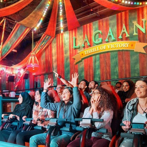 Celebrate the classic game of cricket with Lagaan at Bollywood Parks™ Dubai