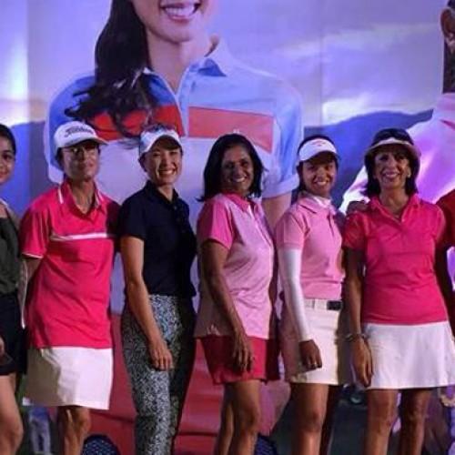TAT promotes Ladies Golf in Thailand