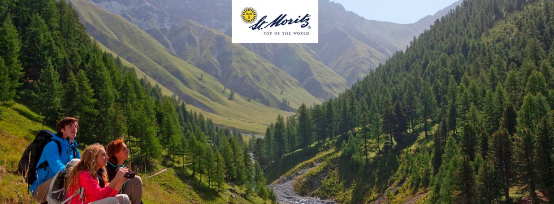 Top Summer Adventures in Engadin St. Moritz
