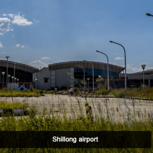 Shillong airport to be north eastern hub
