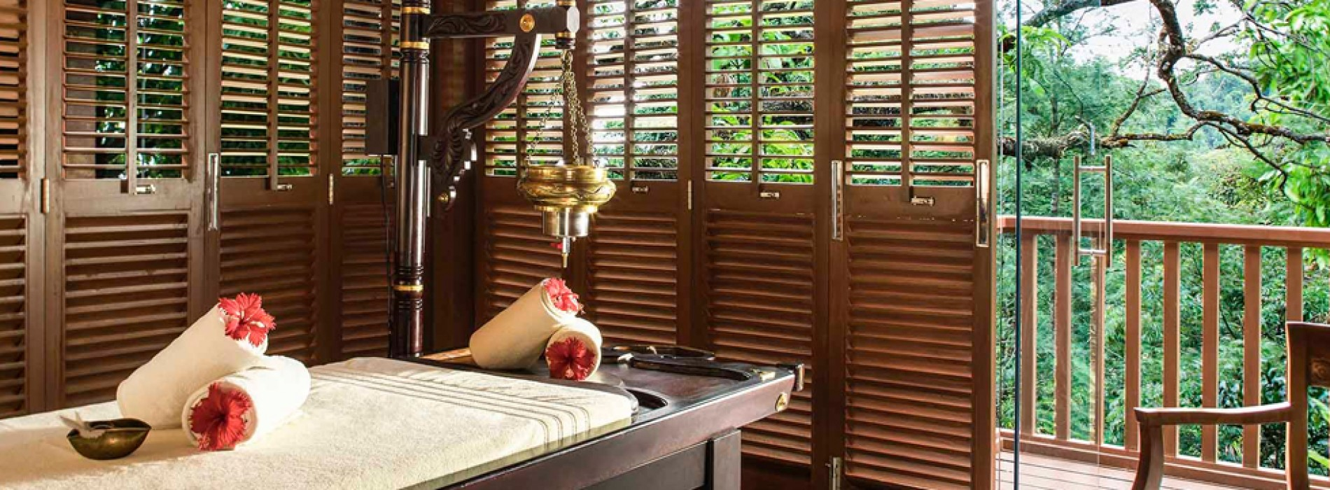 Experience Ayurvedic sojourn at The Tamara Coorg