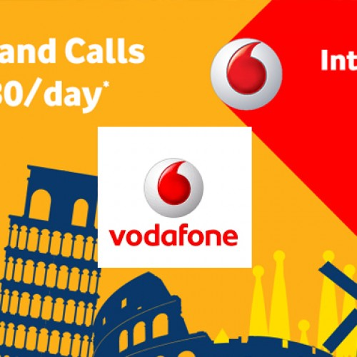 Vodafone launches First-Ever Truly Unlimited International Roaming pack – Vodafone i-RoamFREE