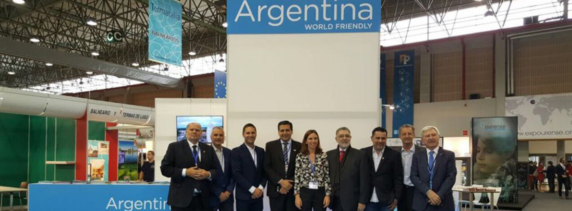 Outstanding presence of Argentina in 2017 Termatalia
