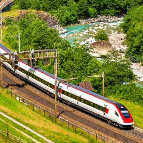 India, Switzerland sign two MoUs in rail sector