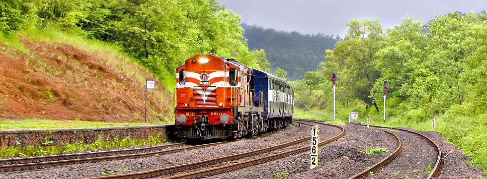 Railways seek security for India's first solar train