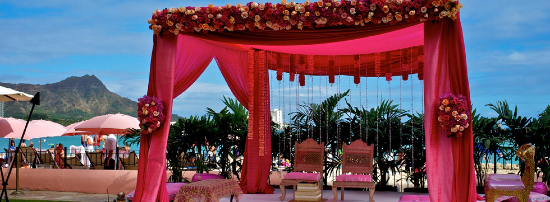 NEW FADS IN THE DESTINATION WEDDING MARKET TO WATCH OUT FOR