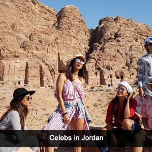 Adventure in Jordan – Indian TV Stars get the adrenaline rush of a lifetime!