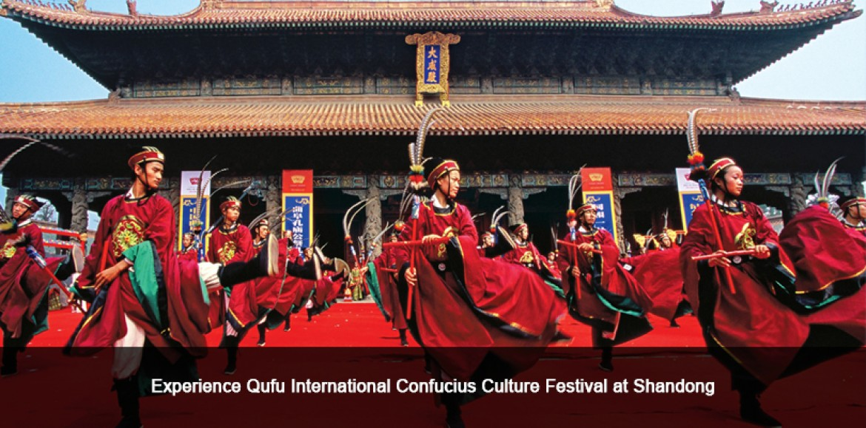 Experience Qufu International Confucius Culture Festival at Shandong