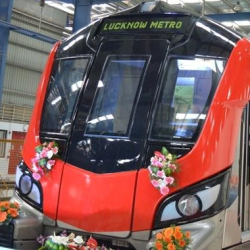 Lucknow Metro Rail opens for public on Wednesday