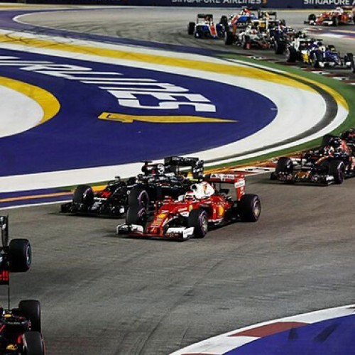 Singapore to host the Formula 1 World Championship until 2021