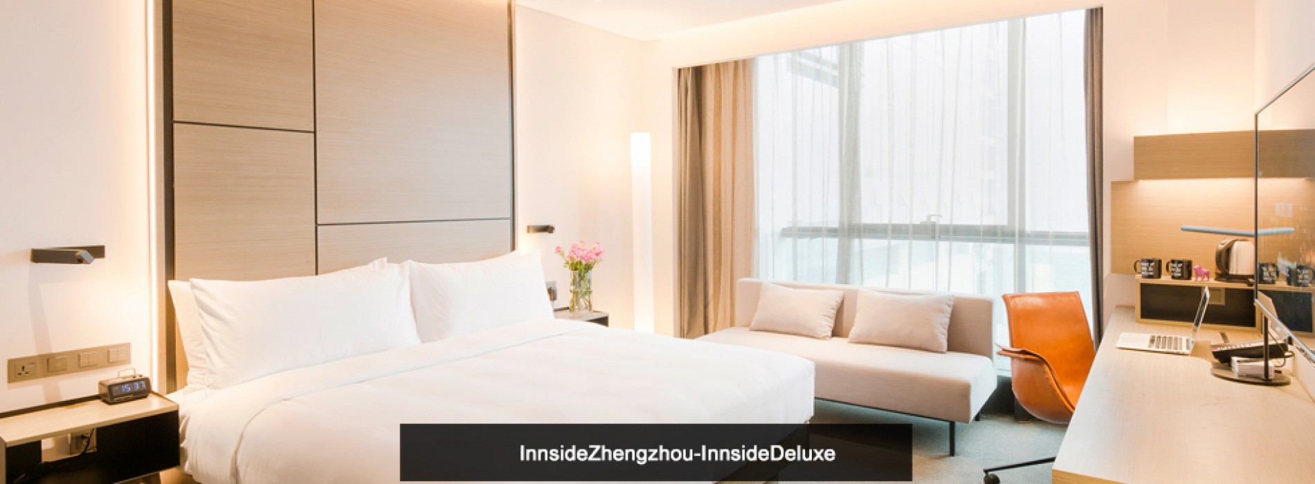 INNSIDE by Meliá hotel group debuts in China with INNSIDE Zhengzhou