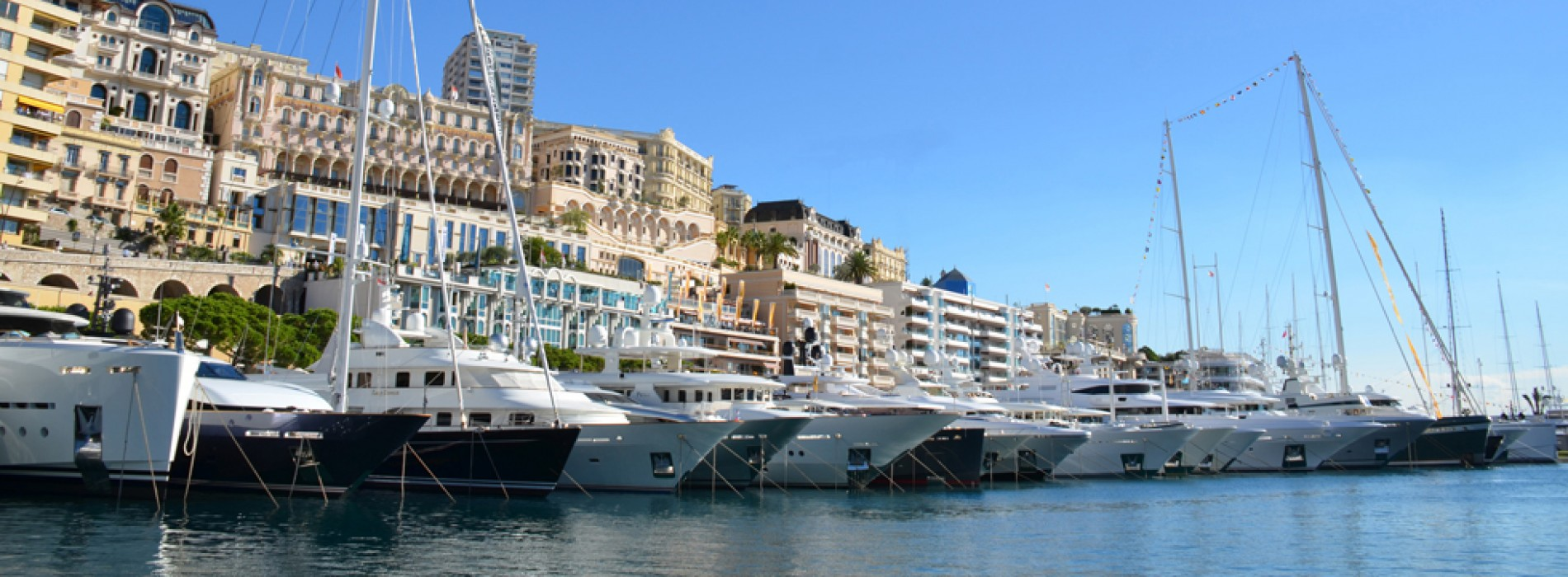 Monaco Yacht Show 2017 from 27 to 30 September 2017