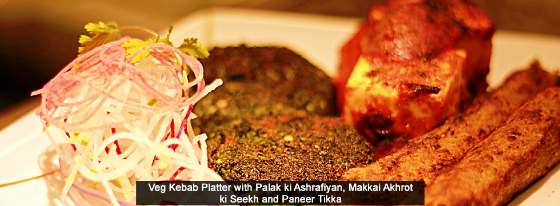 Indulge in Awadhi Cuisine @ The Leela Ambience Convention Hotel, Delhi