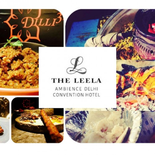 Dine with the Maharajas – Mahmoodabad at The Leela Ambience Convention Hotel, Delhi