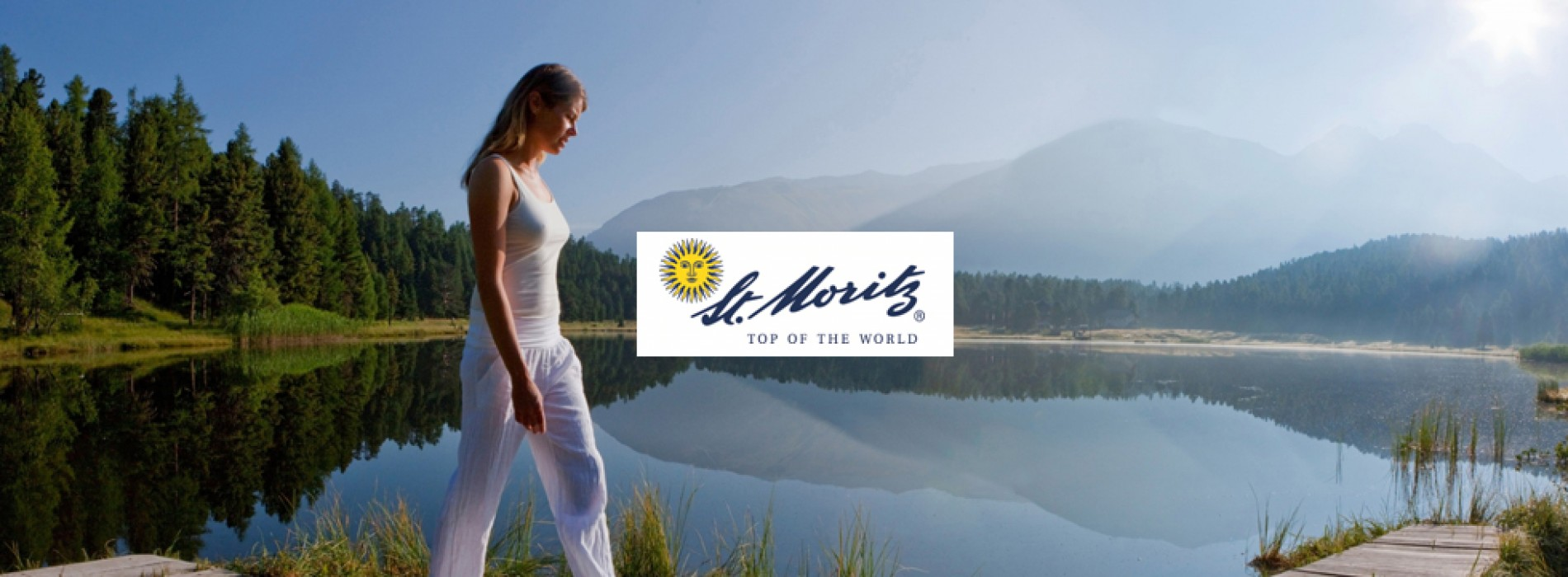 Scintillating St. Moritz is an amazing Summer Alpine Destination