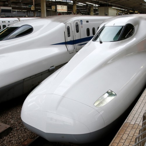Bullet trains will transform Indian Railways says Railway Minister