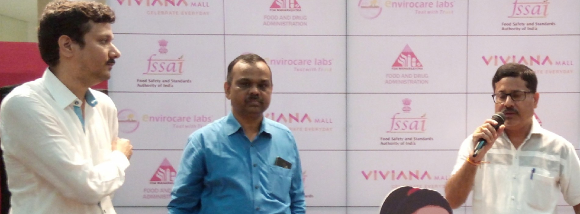 "Viviana Mall becomes first mall in India to conduct ""FOSTAC"" training"