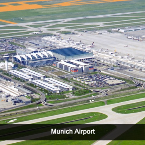 New center to fight cyber crime opens at Munich Airport