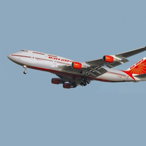 Air India CMD Rajiv Bansal urges employees to be physically fit