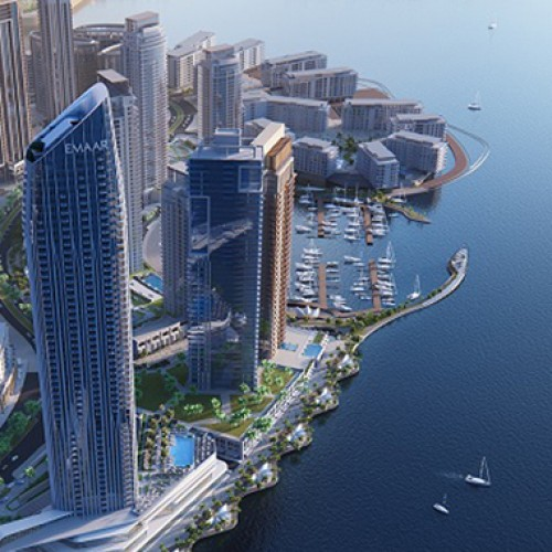 Emaar Hospitality Group brings exceptional waterfront setting for Address Harbour Point