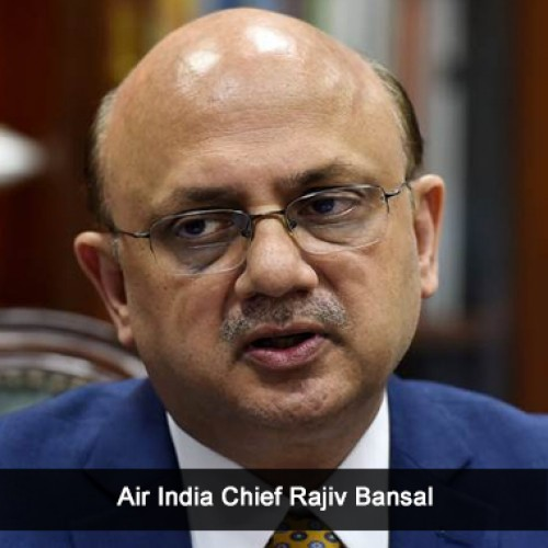 Air India chief Rajiv Bansal asks employees not to waste a single 'paisa'