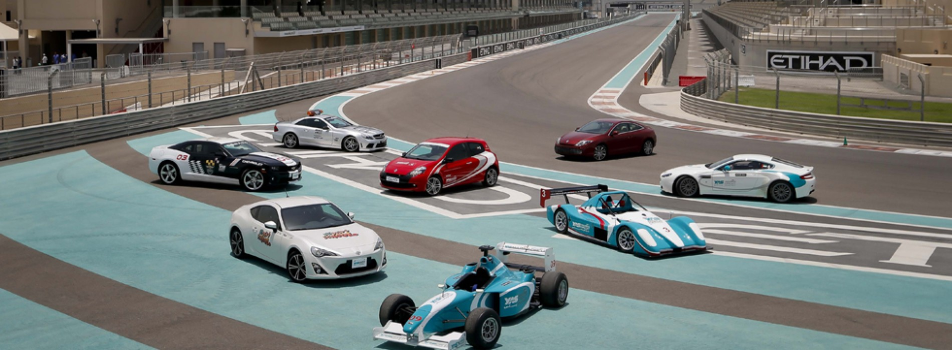Think Strawberries partners with Yas Marina Circuit – Abu Dhabi