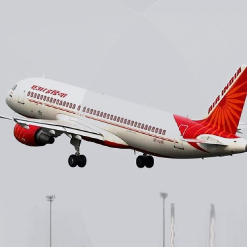 Air India celebrate airline's 125th delivery of Boeing
