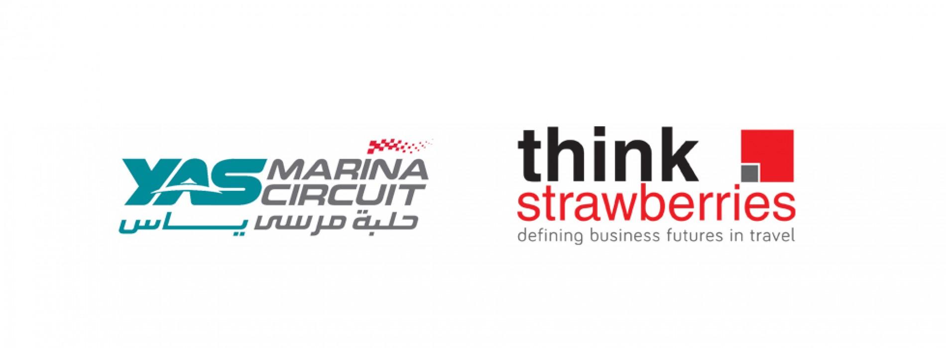 Think Strawberries partners with Yas Marina Circuit – Abu Dhabi