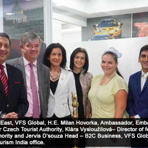 The Czech Republic strengthens promotional activities in India, forays into the Middle East market