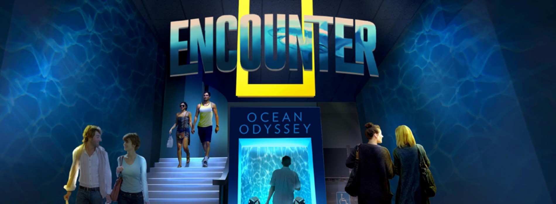 National Geographic Encounter to open Ocean Odyssey from October 6, 2017