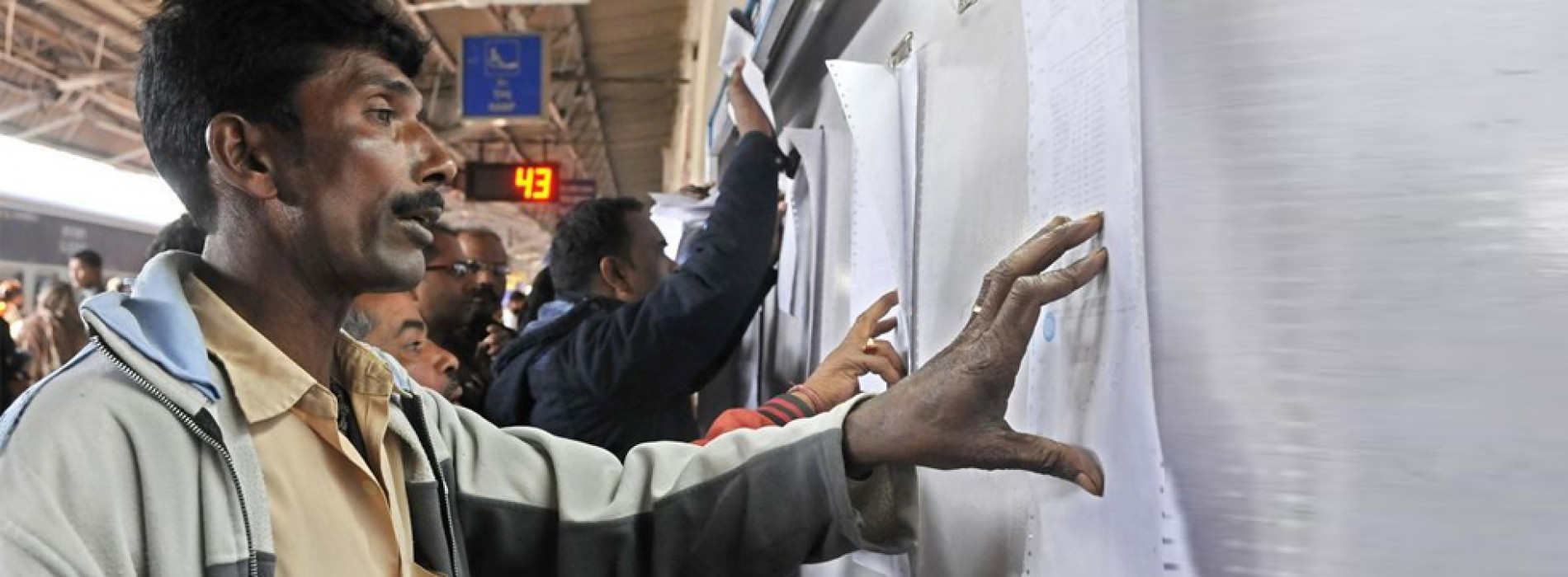 No more reservation charts on coaches in SER trains
