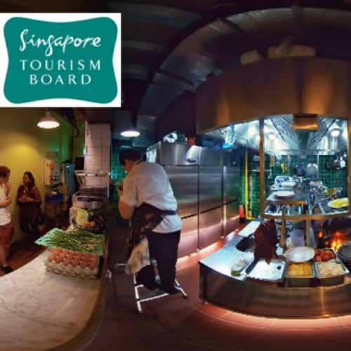 Singapore Tourism Board celebrates 10th year of partnership with Messe Berlin at ITB Asia 2017