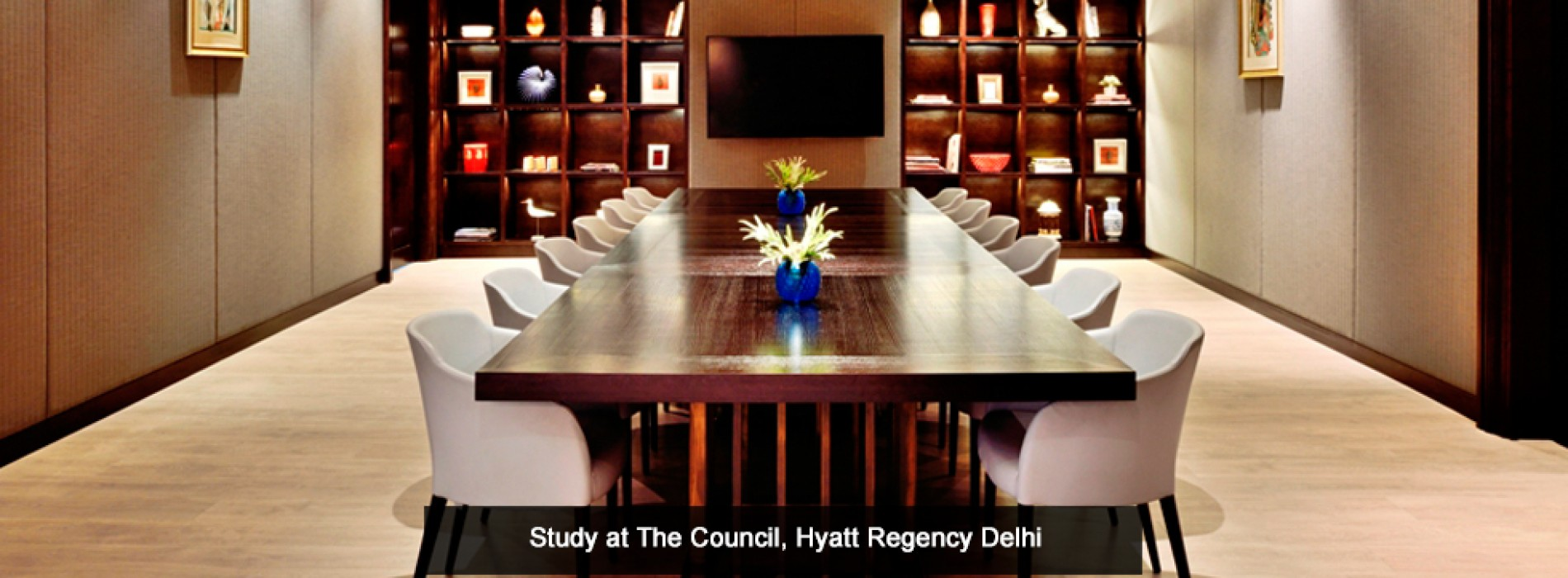 Hyatt Regency Delhi launches an exclusive business club – The Council