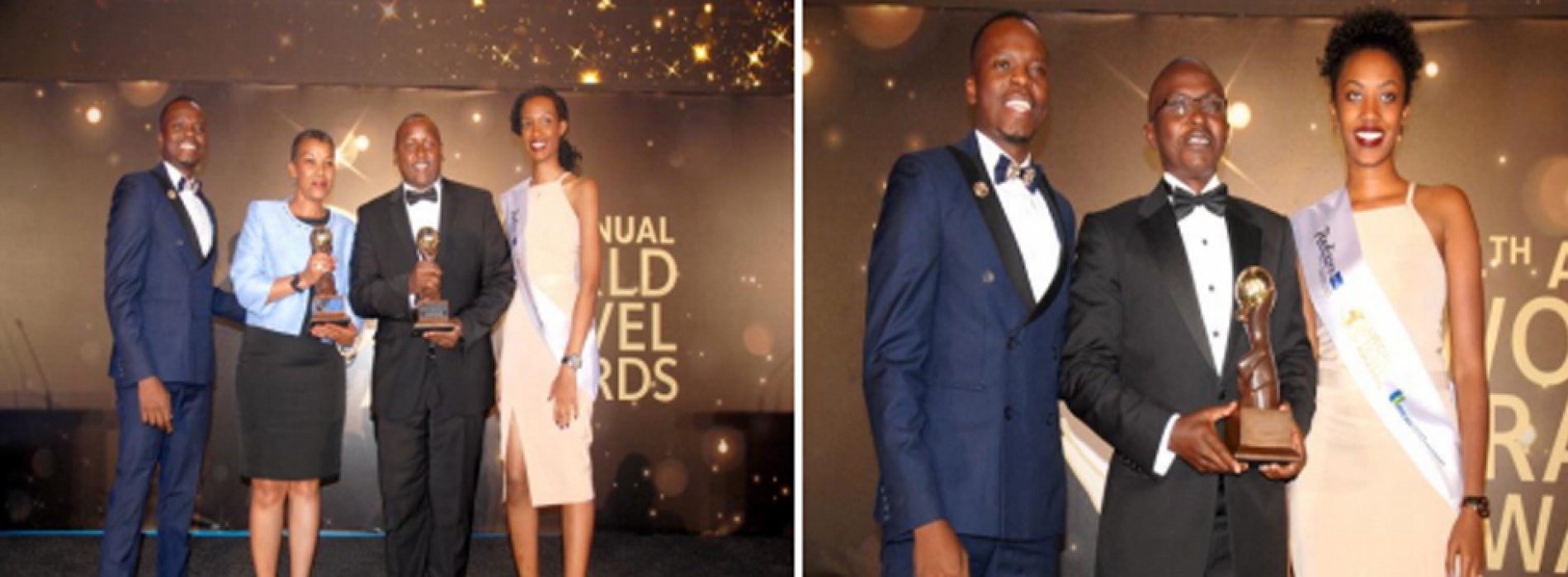 Serena Hotels wins Seven Titles at the World Travel Awards 2017