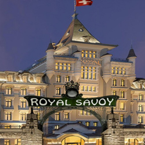 Royal Savoy Hotel & Spa Lausanne celebrates first anniversary