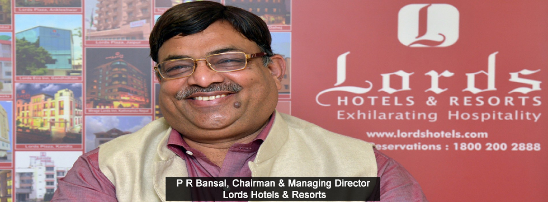 Lords Hotels & Resorts wins accolades at Gujarat's Tourism Awards 2017