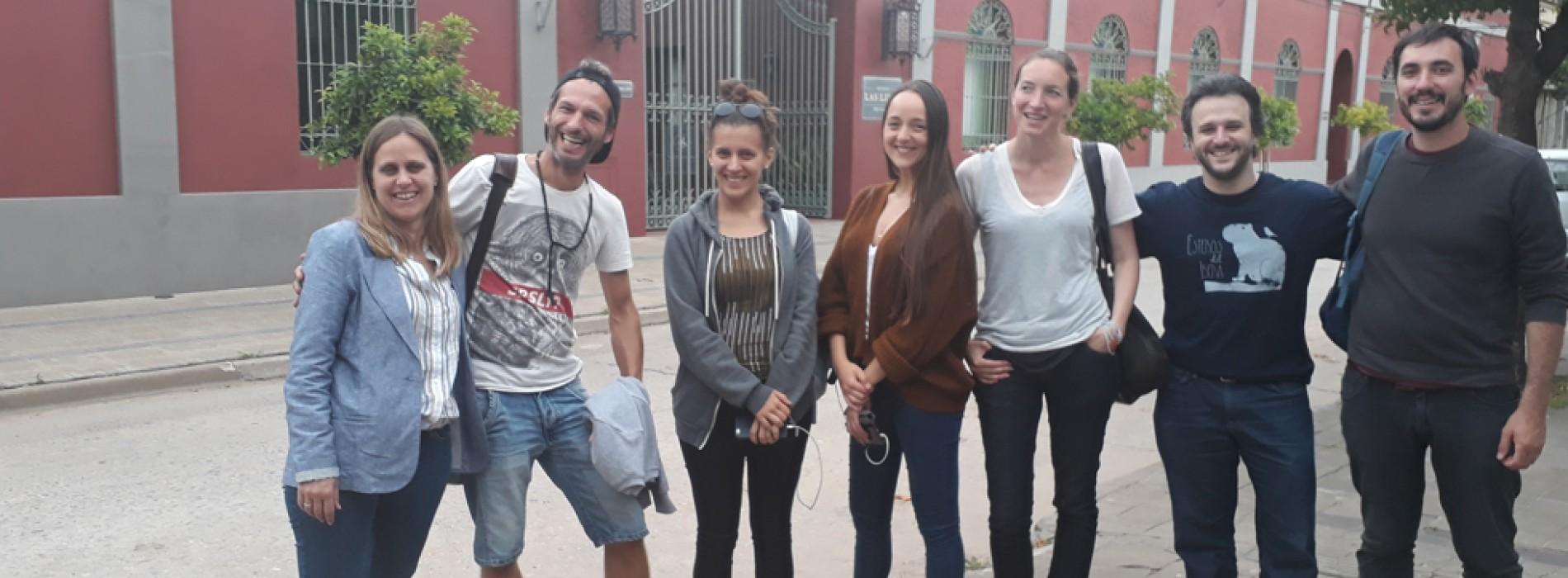 UK influencers in Argentina