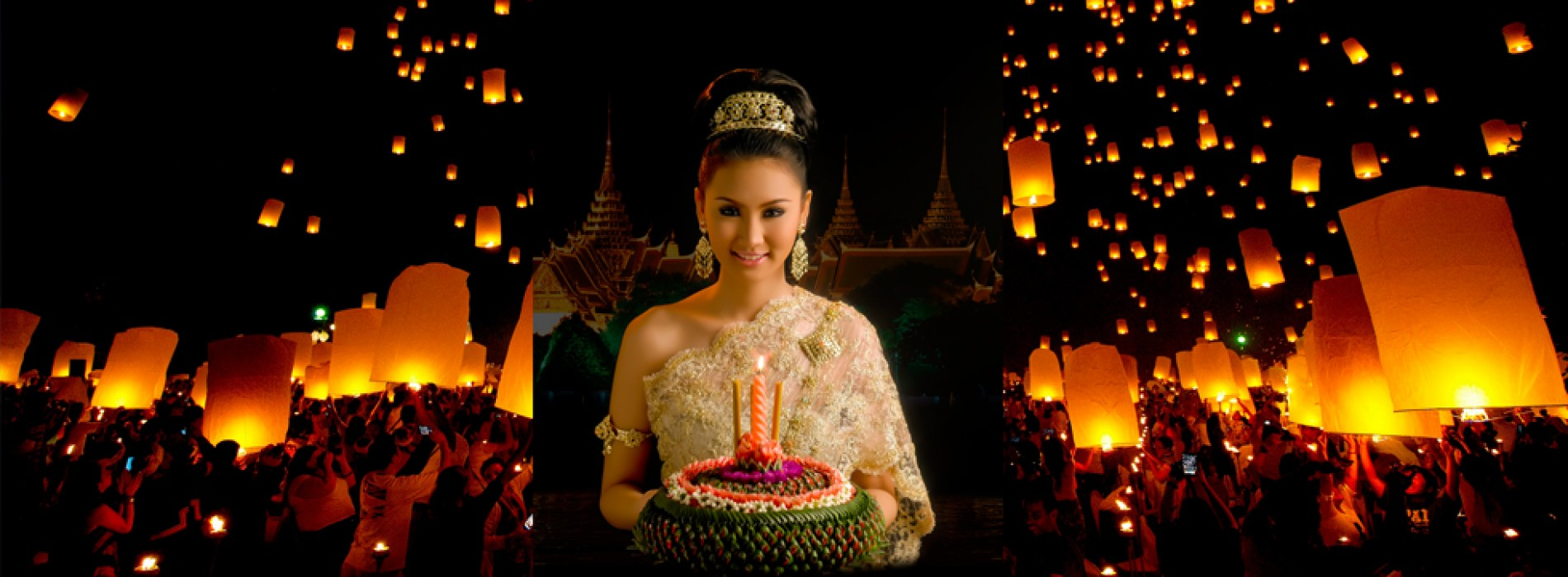 Thailand to celebrate Loi Krathong on November 3, 2017