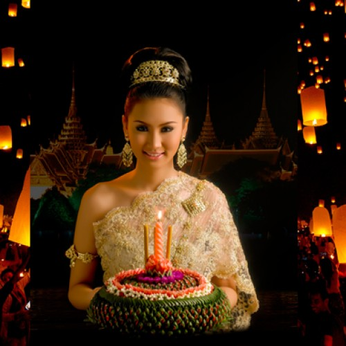 Thailand to celebrate Loi Krathong on November 3, 2017