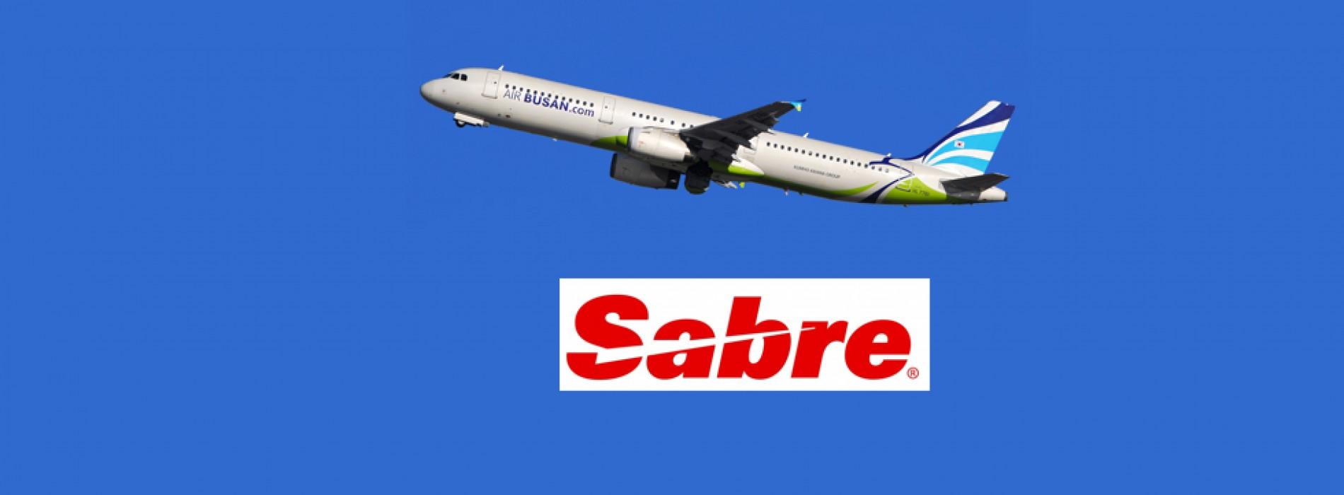 Air Busan renews global partnership with Sabre