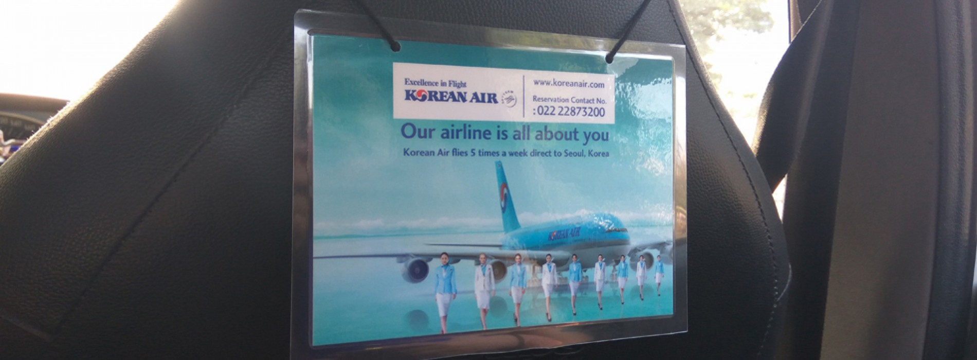 Korean Air and Korea Tourism Organisation (KTO's) joint marketing initiative
