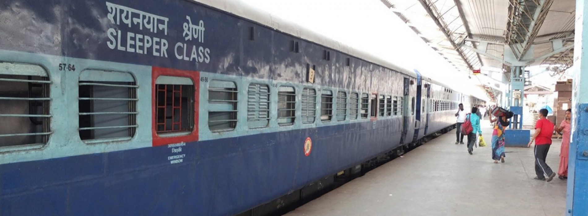 As winter nears India to convert old train coaches into homeless shelters