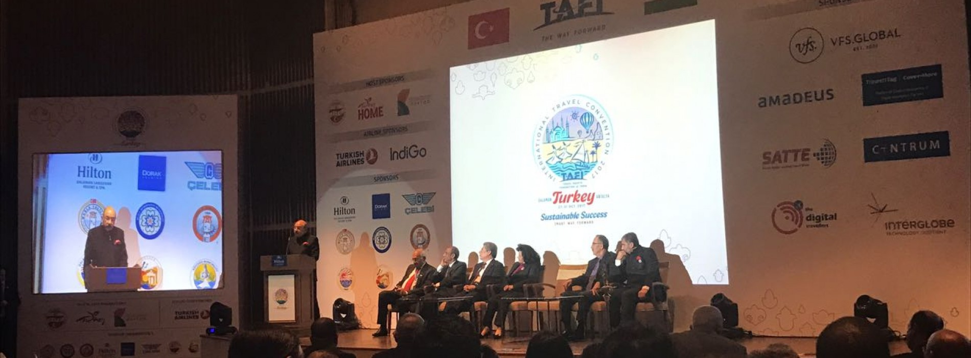 The TAFI convention starts with a focus on sustainable success