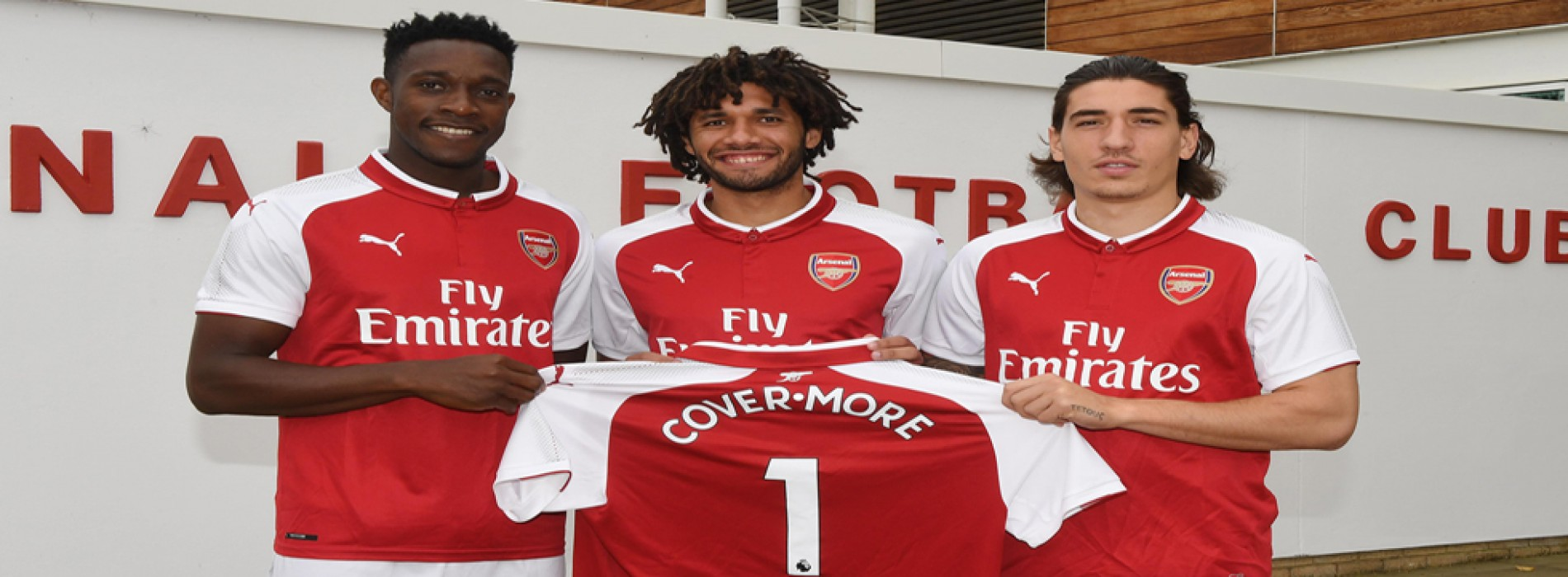 Arsenal welcomes Cover-More as official travel insurance partner